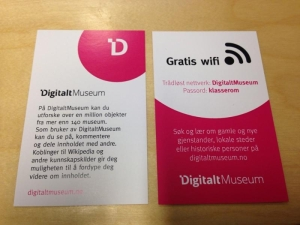 digitaltmuseum innloging